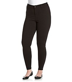 Celebrity Pink Plus Size Ponte Skinny Pants