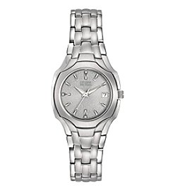 Citizen® Women's Eco-Drive Stainless Steel Watch