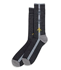 HUE® Men's Jetsetter Dress Socks