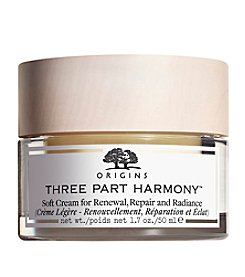 Origins Three Part Harmony® Soft Cream For Renewal, Replenishment And Radiance