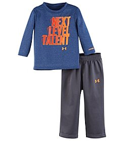 Under Armour® Baby Boys 2-Piece Next Level Tee And Pants Set