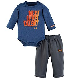 Under Armour® Baby Boys 2-Piece Next Level Bodysuit And Pants Set