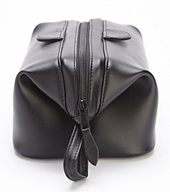 Royce® Leather Toiletry Travel Wash Bag