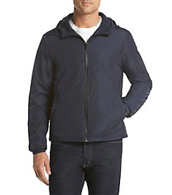 Michael Kors® Men's Trimmed Nylon Hooded Zip Up Jacket
