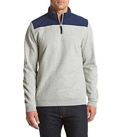 Le Tigre Men's Fleece 1/4 Zip Sweater