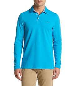 Le Tigre Men's Long Sleeve Polo