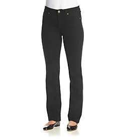 Relativity® Super Soft Straight Jeans