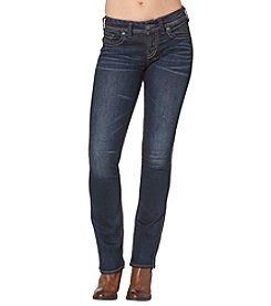 Silver Jeans Co. Suki Slim-Fit Bootcut Jeans