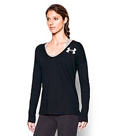 Under Armour® Favorite Back Hit Tee