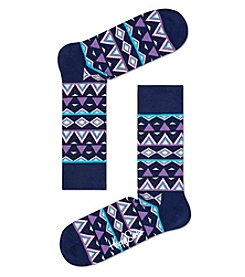 Happy Socks® Men's Temple Dress Socks