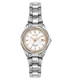 Citizen® Women's Eco-Drive Silhouette Sport Watch