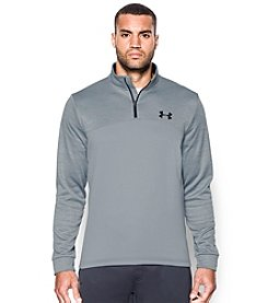 Under Armour® Men's Long Sleeve Icon 1/4 Zip Fleece