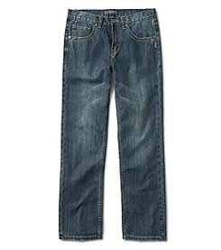Silver Jeans Co. Boys' 8-16 Garret Loose Fit Jeans