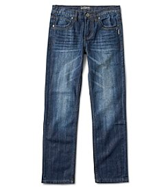 Silver Jeans Co. Boys' 8-16 Nathan Skinny Jeans