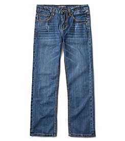 Silver Jeans Co. Boys' 8-20 Benny Straight Leg Jeans
