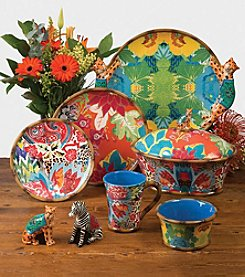 Certified International by Tracy Porter® for Poetic Wanderlust® Magpie Dinnerware Collection