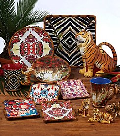 Certified International by Tracy Porter® for Poetic Wanderlust® Imperial Bengal Dinnerware Collection