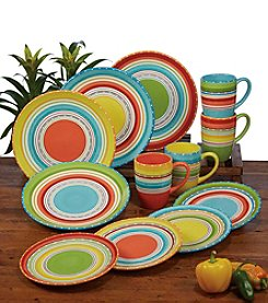 Certified International by Nancy Green Mariachi Dinnerware Collection