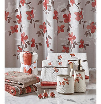 Saturday Knight, Ltd.® Coral Garden Bathroom Collection | Bon Ton