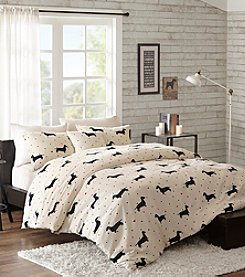 HipStyle Olivia 4-pc. Duvet Set