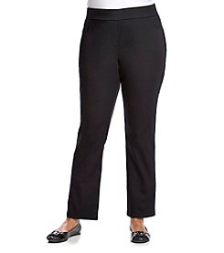 Studio Works® Plus Size Super Stretch Pull On Pants