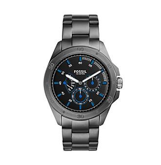 Fossil® Men's Sport 54 Smoketone Watch -  CH3035