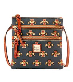 Dooney & Bourke® NCAA® Iowa State Triple Zip Crossbody