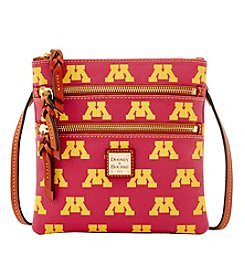 Dooney & Bourke® NCAA® University Of Minnesota Triple Zip Crossbody