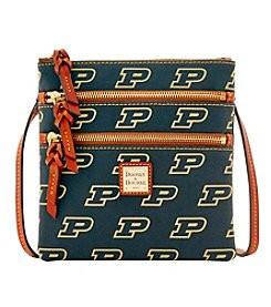 Dooney & Bourke® NCAA® Purdue Triple Zip Crossbody