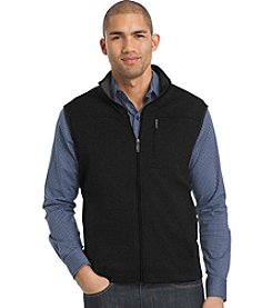 Van Heusen® Men's Big & Tall Full Zip Traveler Vest