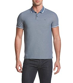 Michael Kors® Men's Birdseye Short Sleeve Polo