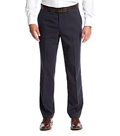 Kenneth Cole New York Men's Techni-Cole Checked Pants