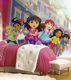 RoomMates Dora and Friends Wall Mural