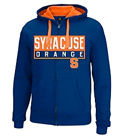 J. America® NCAA® Syracuse Orange Men's Hands Down Full Zip Hoodie