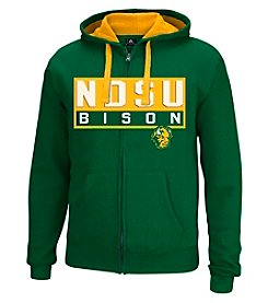 J. America® NCAA® North Dakota State Bison Men's Hands Down Full Zip Hoodie