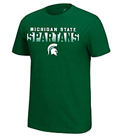 J. America NCAA® Michigan State Spartans Staple Short Sleeve Tee