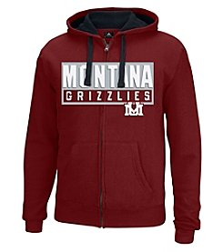 J. America® NCAA® Montana Grizzlies Men's Hands Down Full Zip Hoodie