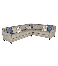 HM Richards Desiree 2-Piece Sectional Sofa