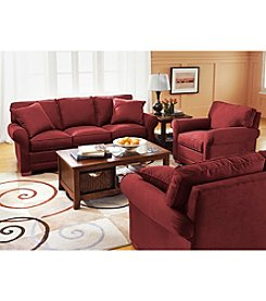 HM Richards Benson Cardinal Red Living Room Collection