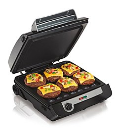 Hamilton Beach® Nonstick 3-in-1 MultiGrill