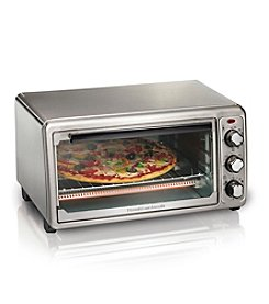 Hamilton Beach® Stainless Steel Toaster Oven