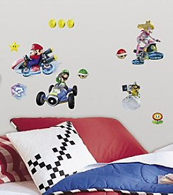 RoomMates Mario Kart 8 Peel & Stick Wall Decals