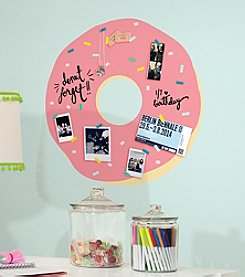 RoomMates Doughnut with Sprinkles Peel & Stick Giant Wall Decals