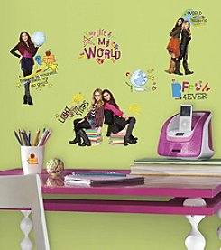 RoomMates Girl Meets World Peel & Stick Wall Decals