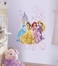RoomMates Disney® Princess Wall Graphic Peel & Stick Giant Wall Decals