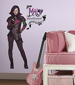RoomMates Descendants Mal Peel & Stick Giant Wall Decals