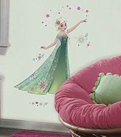 RoomMates Disney® Frozen Fever Elsa Peel & Stick Giant Wall Decals