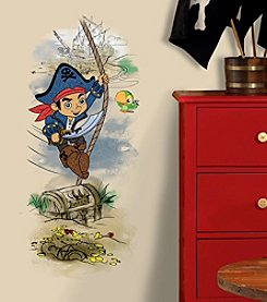 RoomMates Captain Jake & the Never Land Pirates Treasure Peel & Stick Giant Wall Graphic