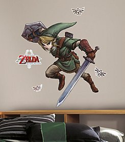 RoomMates Zelda: Twilight Princess Peel & Stick Giant Wall Decals