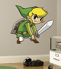 RoomMates Zelda: Spirit Tracks Peel & Stick Giant Wall Decals